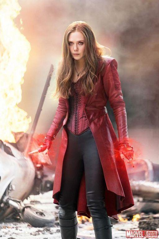 复仇者联盟英雄「身价曝光」!绯红女巫吊车尾:比钢铁人保镳还低