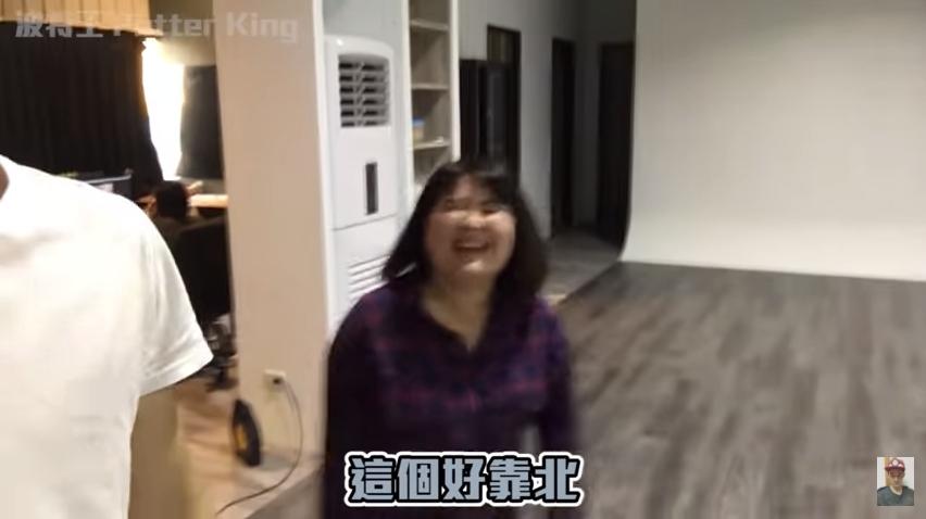 『波特王』撩妹单元亮点是她 网友:我这个人很简单有『阿筌』就给讚