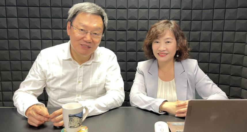 王浅秋Youtube开直播节目 「师祖级老师」现身当首级来宾!