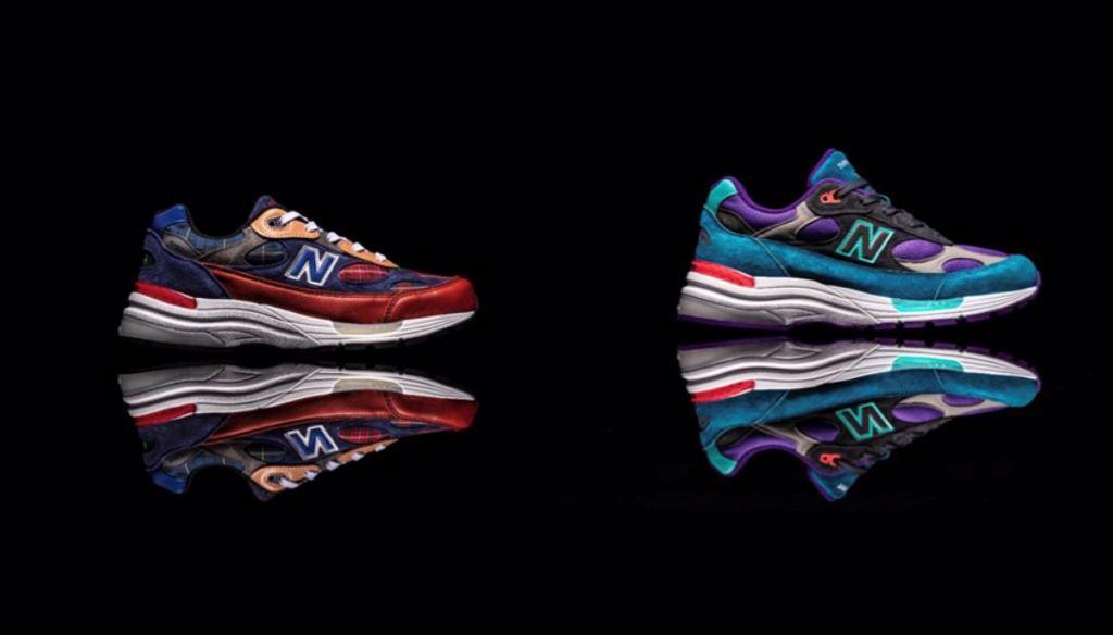 庆祝波士顿店面开张!Concepts 与 New Balance 联手推出店舖限定 992 系列鞋款