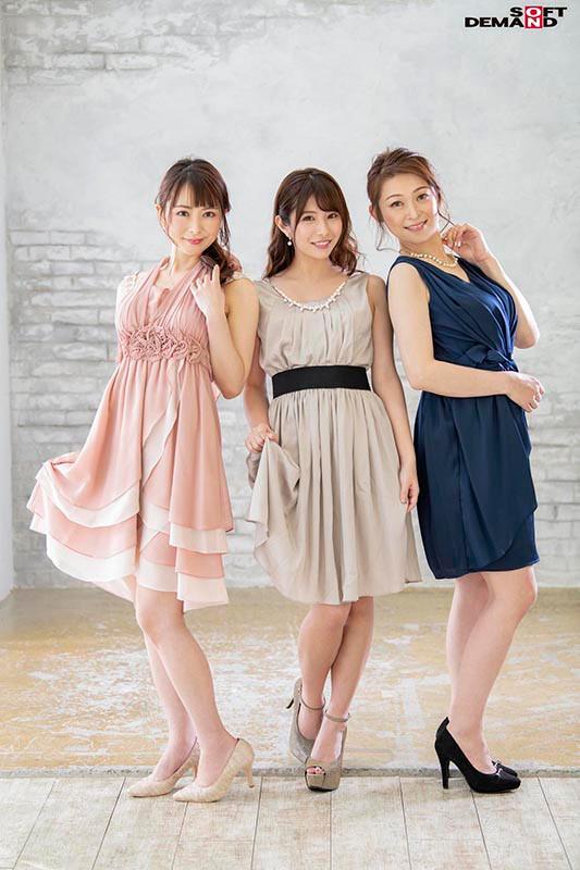 SDNM-227:三位人妻背著老公尽情发洩想被塞满的肉慾〜