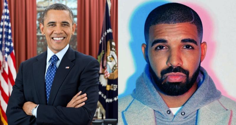 回忆录若拍传记电影谁来演?欧巴马「全家一致同意」 Drake 饰演本尊