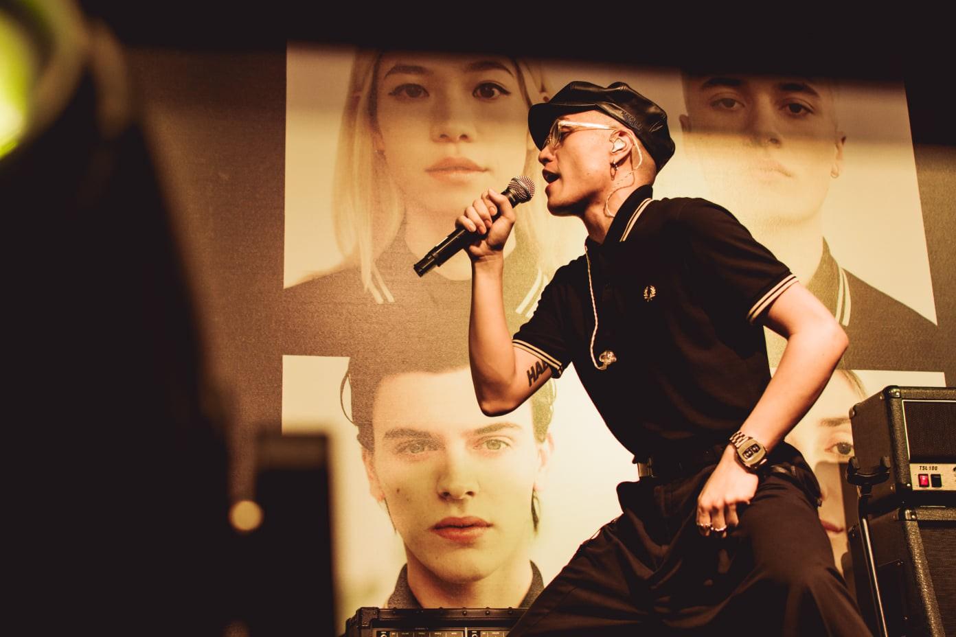 用音乐来带动品牌灵魂,让全世界看的到台湾!带你回顾 YELLOW LIVE PRESENTED BY FRED PERRY!