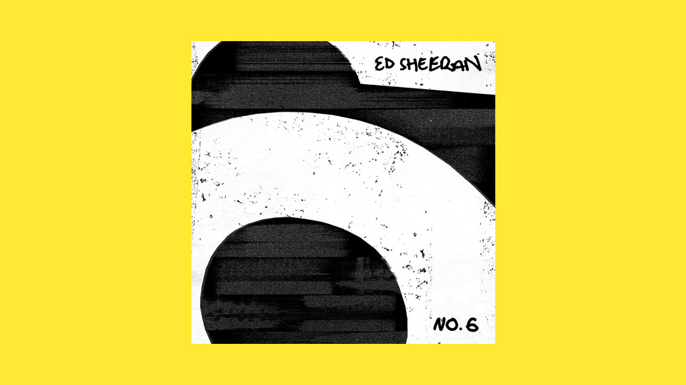 这样的合作专辑真的来了吗?ED Sheeran新专辑释出,Eminem、50Cent、Bruno Mars赫然都出现在其中!