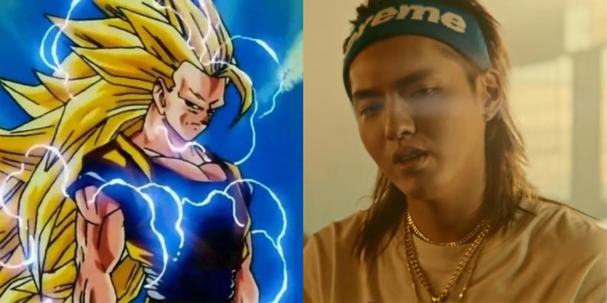 超级赛亚人第 3 型态的 Supreme 吴亦凡,适合演《七龙珠》真人版吗?