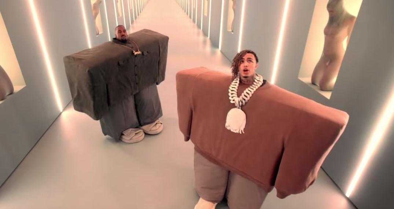 你还敢说肯爷过气了? Kanye West 与 Lil Pump 的全新单曲《 I Love It》 MV 打破 YouTube 世界纪录!