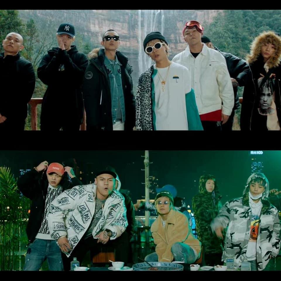 中国嘻哈走起来!GO$H x C-BLOCK x Sup Music 《 长河 》 MV 正式发布!