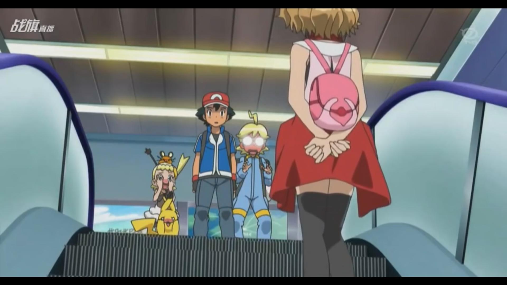 Pokemon End!神奇宝贝迎接完结篇!连小智都谈恋爱啦!