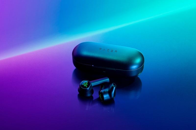 为游戏而生!Razer 首款真无线蓝牙耳机正式上架 主打 60ms 低延迟游戏模式