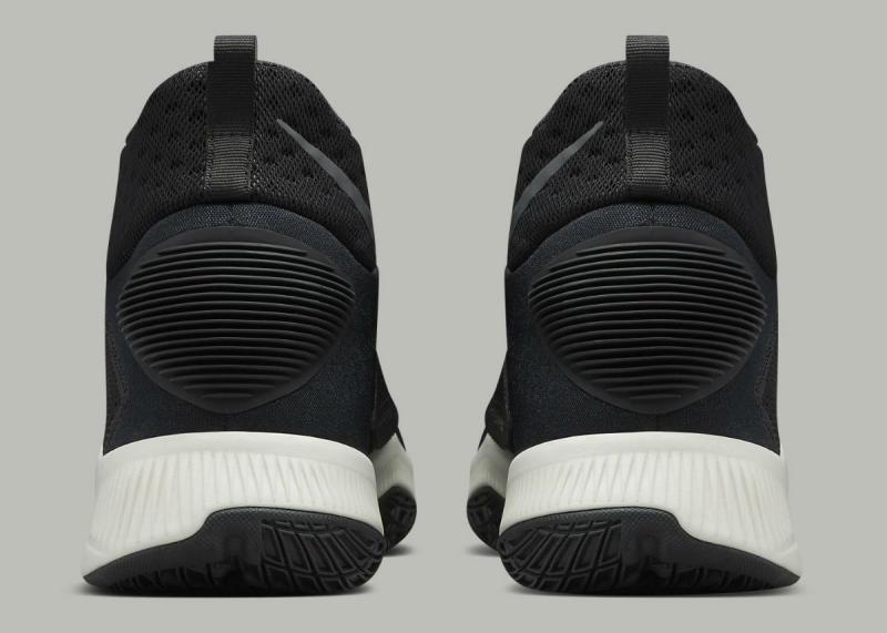 藤原浩篮球魂!Fragment Design x NikeLab HyperRev 2016 -Black/Sail-Anthracite
