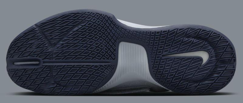 藤原浩篮球魂!Fragment Design x NikeLab HyperRev 2016 联名系列-Grey/Midnight Navy-Wolf Grey