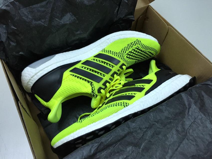 E 编的亿万球鞋俱乐部开箱 – adidas Ultra BOOST 科技球鞋的穿搭时代来临!