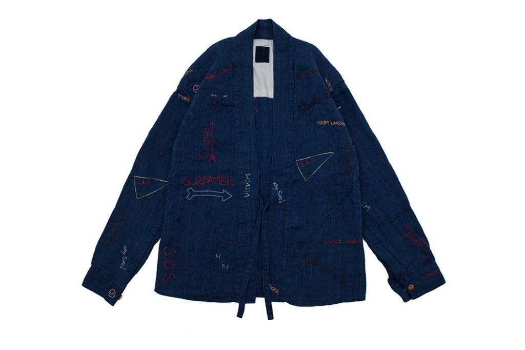 日式风格 ‧ 预览 visvim 2016 LHAMO Shirt 春夏新发行
