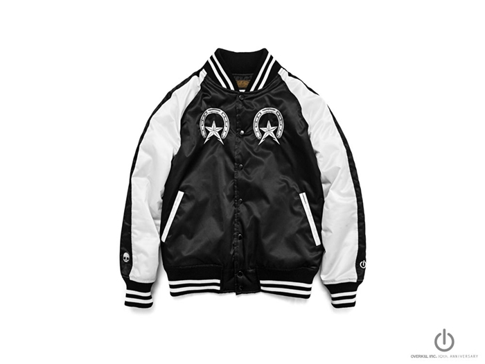 Provider x Overkill 10th Anniv Souvenir Jacket01