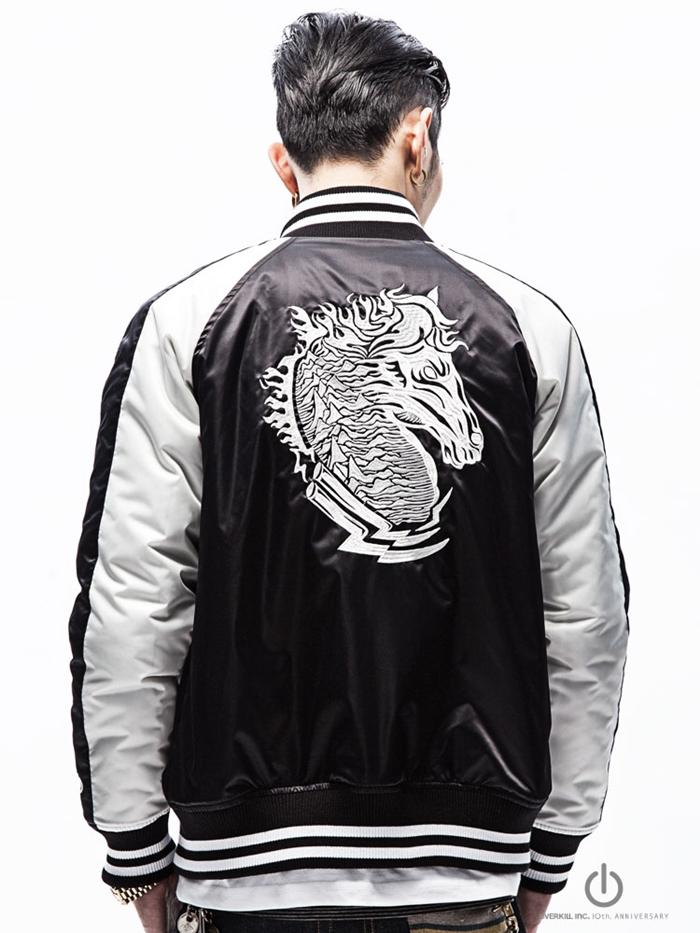 Provider x Overkill 10th Anniv Souvenir Jacket10