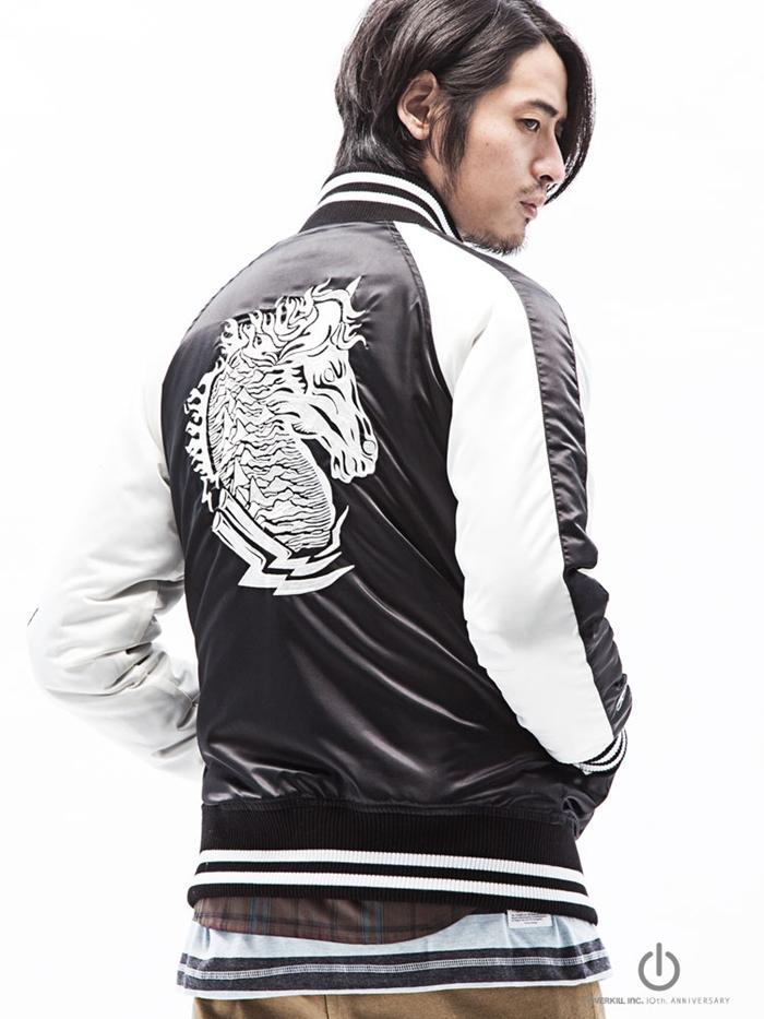 Provider x Overkill 10th Anniv Souvenir Jacket14