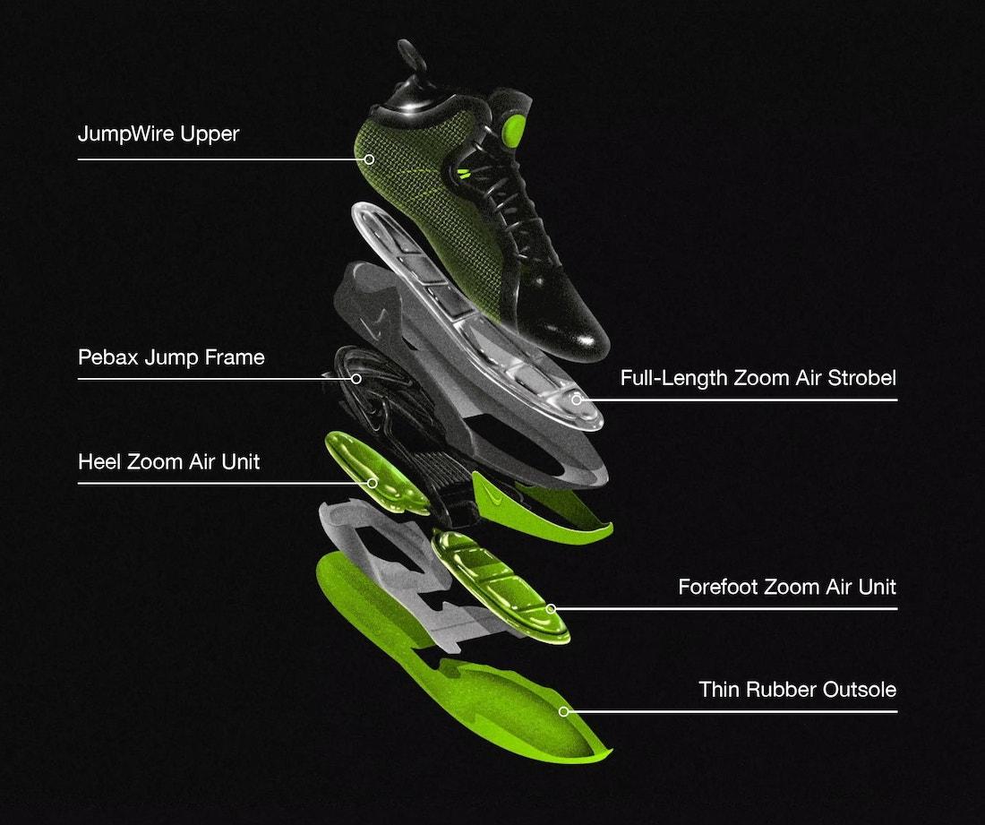 Nike Air Zoom G.T. Jump
