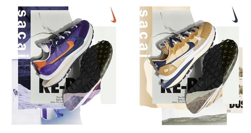 这个月正式开卖!官方释出 sacai x Nike VaporWaffle 春夏配色抽籤资讯