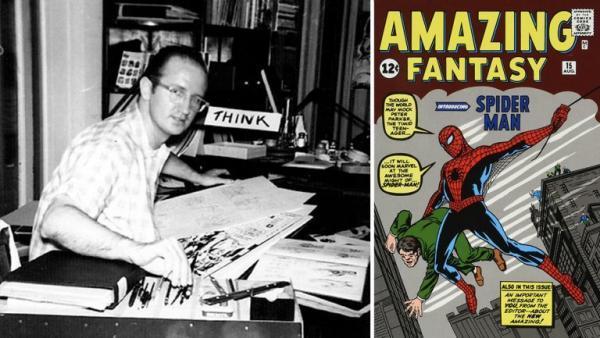 现任蜘蛛人汤姆荷兰德亲自悼念,90 岁离世的《蜘蛛人》、《奇异博士》创始艺术家!