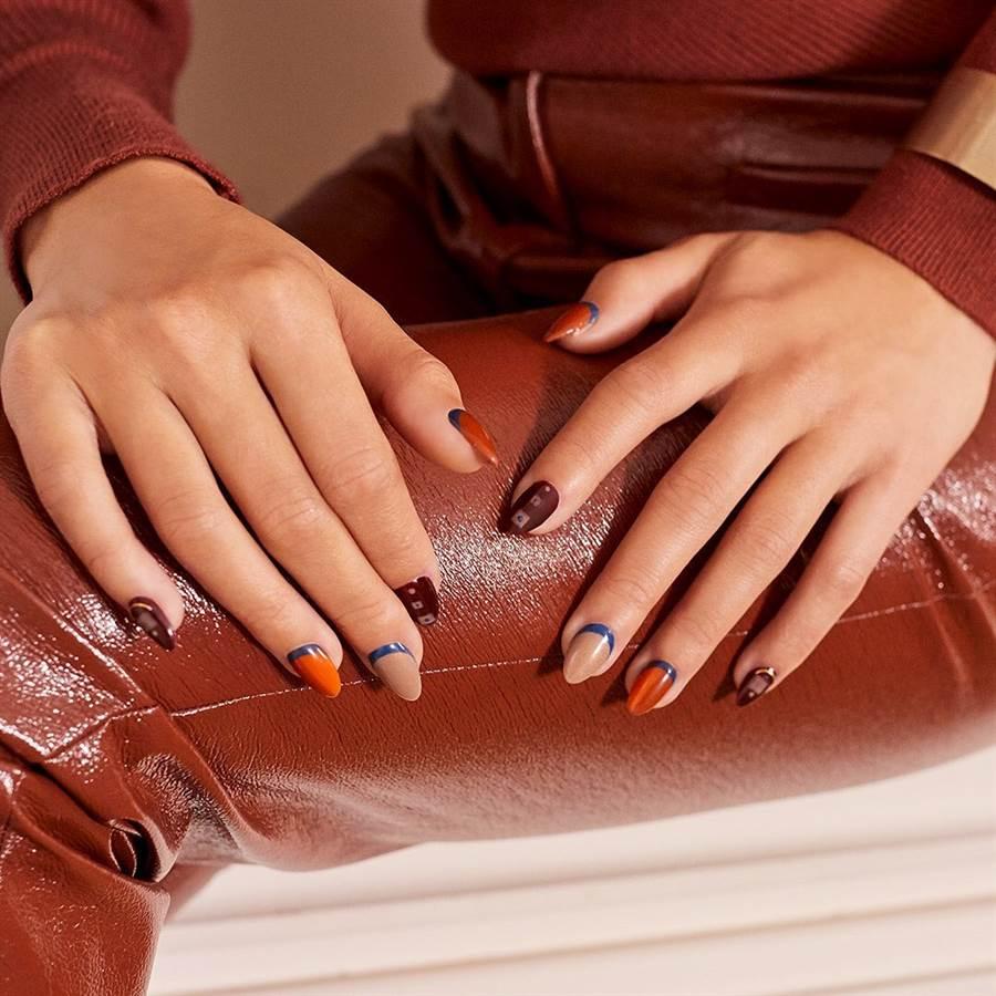 指尖也换上冬季色彩 全新缪斯米兰系列时髦登场