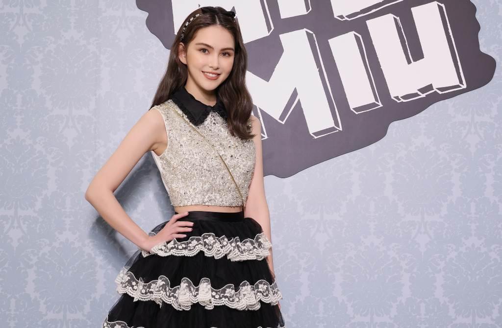 辣妈昆凌公开衣橱最爱单品 最潮订製标籤限量发售