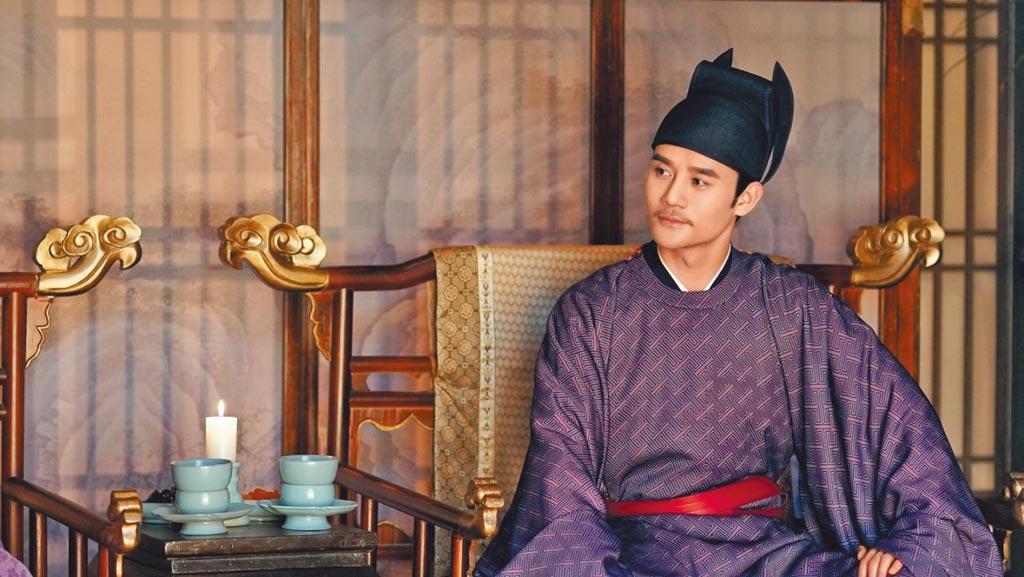 王凯演《孤城闭》 叹被台词虐千百遍